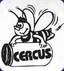 Logo Abeja Cercus