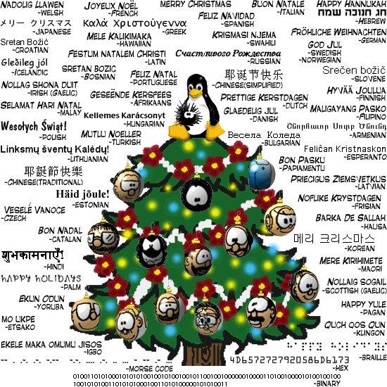 ¡Feliz Navidad a tod@s!