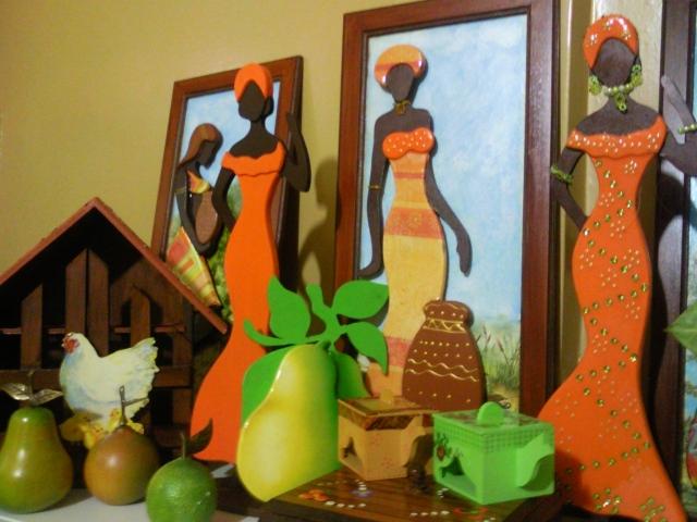 Artesanía en madera desde Mérida, trabajada por Marilú Maldonado