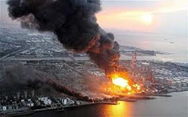 Explosión en la Planta Nuclear de Fukushima (Japón) Marzo de 2011