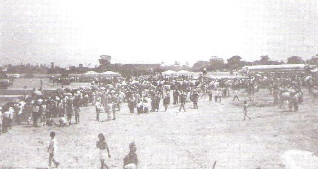 31 de Julio de1991 Aeropuerto Juan Pablo Perez Alfonso