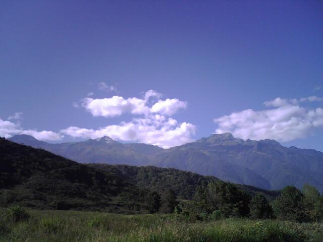 Sierra Nevada de Mérida