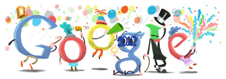Google celebra el 2012