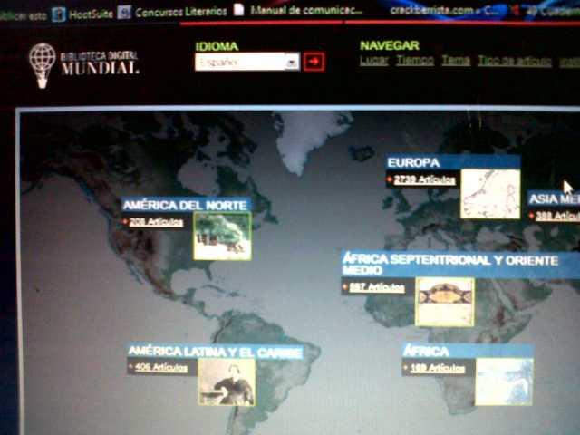 Biblioteca Digital Mundial (Español)