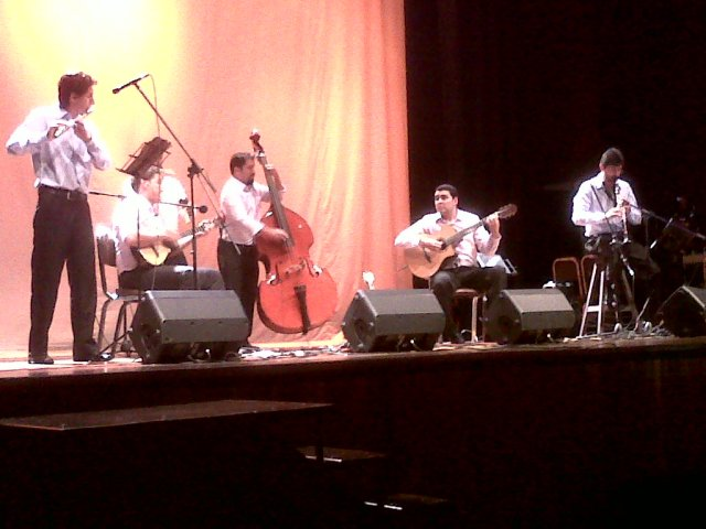 Cinco Numerao, Teatro Cesar Rengifo 30 marzo 2012