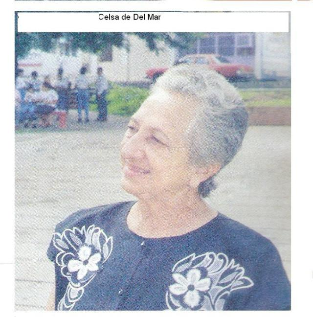 Celsa Ismelda Romero Angulo del De Mar