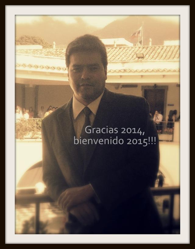 Julio Alexander 2014